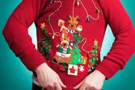 Ugly Christmas Sweater Decorations Day 14 Ugly Christmas Sweater Alternatives U2022 The Tipsy Verse