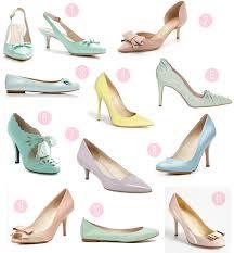 wedding shoes queensland pastel wedding shoes