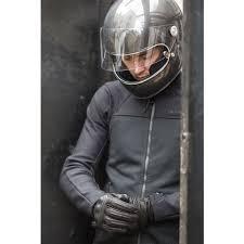 knox zephyr mens summer jacket black urban rider london