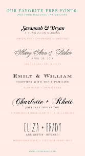 best 25 wedding invitation fonts ideas on pinterest wedding