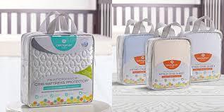 Crib Mattress Sheets Ver Tex Crib Mattress Protector And Dri Tec Crib Sheets By Bedgear