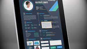 Interactive Resume Builder 6 Web Mobile Apps For Creating The Interactive Cv