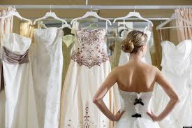 wedding dresses shops wedding dress shopping involves more and less chagne