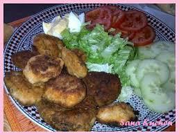 cuisine tunisienne poisson boulettes de poisson a la tunisienne by kaouther bienvenue dans ma