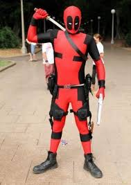 Deadpool Halloween Costume Kid Deadpool Costume Ebay