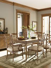 Tuscan Dining Room Furniture by Beach House Boca Grande Dining Table Lexington Home Brands