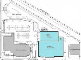 Police Station Floor Plan Arlington Heights Moves Forward With Plan For New Police Station