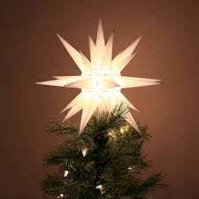 morovian light moravian light tree topper carolina christmas
