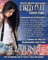 inked out u2013 tattoo expo september 8 u2013 10 u2013 steppin u0027 out magazine