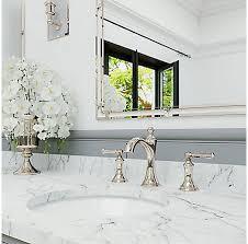 polished nickel tisbury widespread bath faucet lg49 tb0d