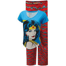 dc comics plus size cotton pajama walmart