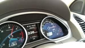 audi q7 3 0 tdi top speed audi q7 3 0 tdi 230 kmph