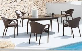 Modern Patio Dining Sets Modern Patio Furniture Kennel Real Scoop