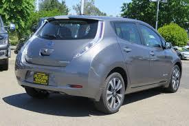 nissan leaf kit car new 2017 nissan leaf sl hatchback in roseville f11302 future