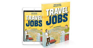 Travel Jobs images Kniha travel jobs 135 zp sob jak si vyd l vat na cest ch png