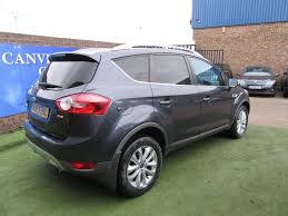 used 2010 ford kuga 2 0 tdci titanium 4x4 5dr for sale in canvey