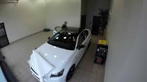 lexus nx white or black white lexus black roof wrap time laps youtube
