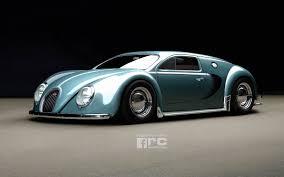 bugatti sedan carscoops bugatti veyron