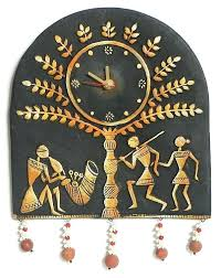 battery powered hanging l battery powered wall clocks battery operated wall clock in a
