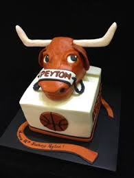 university of texas longhorn graduation custom cake designs 3