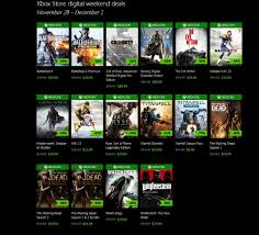 microsoft black friday sales xbox one black friday deals leaked gotgame