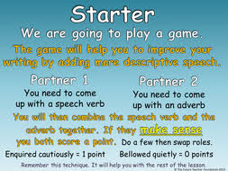 inverted commas to punctuate direct speech yr 4 or yr 5 ks2