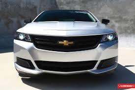 nissan impala 2015 vossen wheels chevrolet impala vossen cv4