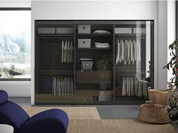 odea glass wardrobe by gautier france