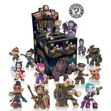 Lol Blind Mystery Mini League Of Legends Series 1 Tokyo Otaku Mode Shop