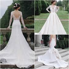 Wedding Designers Elegantly Modern Designer Wedding Dresses Weddbook