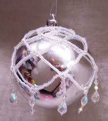303 best beaded ornament cover patterns images on