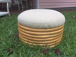 furniture wicker ottoman wicker basket chair wicker ottomans