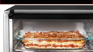 Large Toaster Oven Reviews Black U0026 Decker Extra Large Convection Toaster Oven Review Youtube