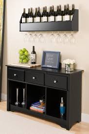 great for small spaces apartment if in need of a mini bar buffet