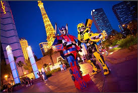 experience las vegas the transformers experience exhibit to open at the las