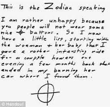 mystery world zodiac killer