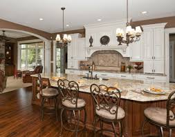 kitchen islands with seating for 6 sleek large kitchen islands designs choose layouts large kitchen