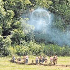 civil war thanksgiving in photos re enactors commemorate saltville civil war battles