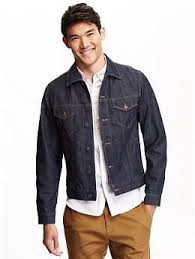 denim jacket for men old navy