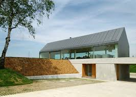 Modern Barn House Plans House Berkel Enschot Bedau De Brouwer Architecten Surripui Net