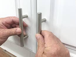 kitchen cabinet door hardware jig tutorials