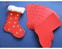 100 christmas stocking crafts for kids 50 easy christmas