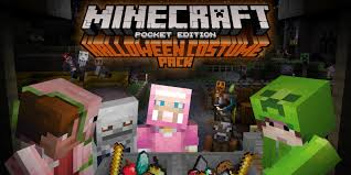 halloween texture minecraft is getting new halloween themed dlc this week