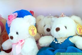 teddy bears how to collect teddy bears with pictures wikihow
