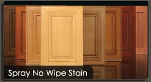 Wood Stained Cabinets About Wood Stains And Paints On Cabinets And Wood Components