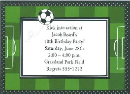 How To Create Invitation Card Soccer Party Invitations Theruntime Com