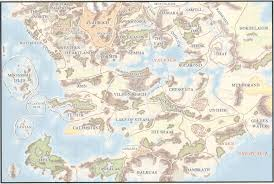 Forgotten Realms Map Region Forgotten Realms Region List Mysteries Of The Moonsea