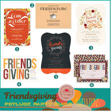 hosting ideas for a friendsgiving potluck our party planning guide