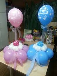 Table Top Balloon Centerpieces by The Perfect Gift Or Table Decor For A Baby Shower This Balloon