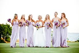 violet bridesmaid dresses wedding ideas by color purple purple wedding wedding planning